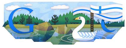 Google Doodle 6.12.2011